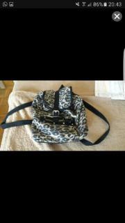 Leoparden Rucksack