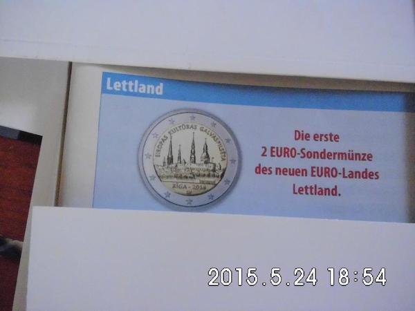 Lettland 2 Euro Münzen In Bremen Kaufen Und Verkaufen über Private