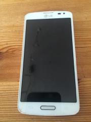 LG Smartphone weiß