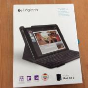 Logitech Tastatur + Schutzcase