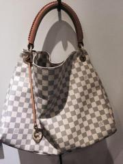Louis Vuitton Tasche Schwarz Braun