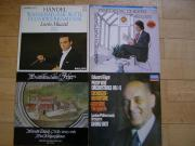 LP Händel Frédéric Chopin Benediktinerabtei