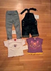 Mädchen Bekleidung 4stück