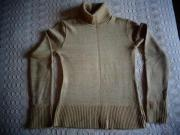 Mädchenbekleidung Mädchenkleidung Pullover mit Rollkragen