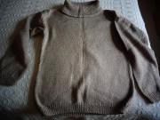 Mädchenbekleidung Pullover mit Rollkragen ca