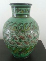 Marokkanische Vase