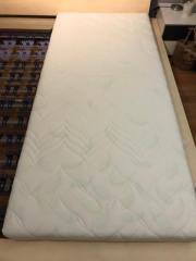 Matratze mit Betteinsatz