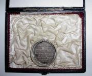 Medaille für die