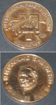 Medaille Johannes Paul