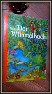 Mein Tierwimmelbuch