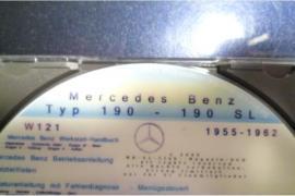 Sonstiges Zubehör - Mercedes Benz 190 SL W121
