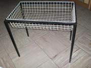 Metallständerbox Tischuntergestell