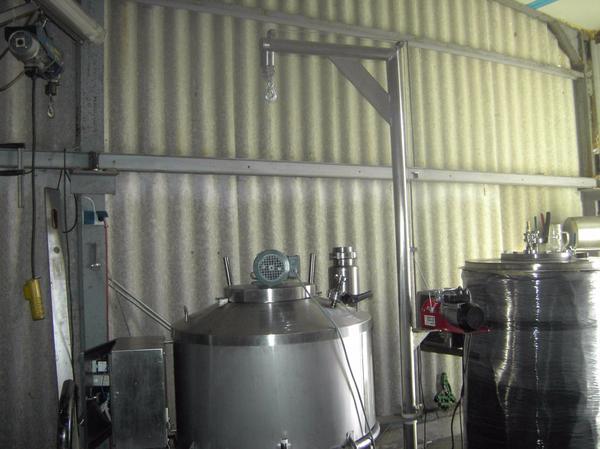 Micro-Brauanlag250l » Landwirtschaft, Weinbau
