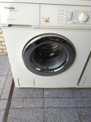 Miele Waschmaschine voll