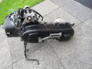 Minarelli Motor aus