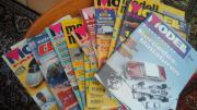 Modellautomagazine