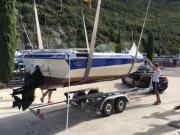 Motorboot am gardasee zu vermieten