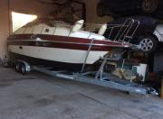 Motorboot Century Antigua