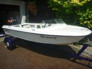 Motorboot Sportboot 40PS /