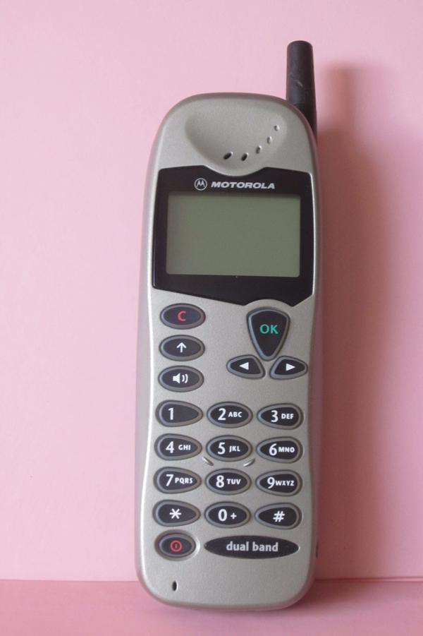 MOTOROLA M3688 - Marktheidenfeld - MOTOROLA M3688, Gebraucht, wurde bereits benutzt und hat Abnutzungsspuren, aber in gutem Zustand. Das Handy steht für Sie zum Abholen bereit. - Marktheidenfeld