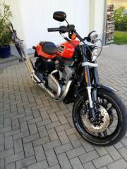 Motorrad Harley XR
