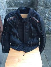 Motorrad Jacke Größe