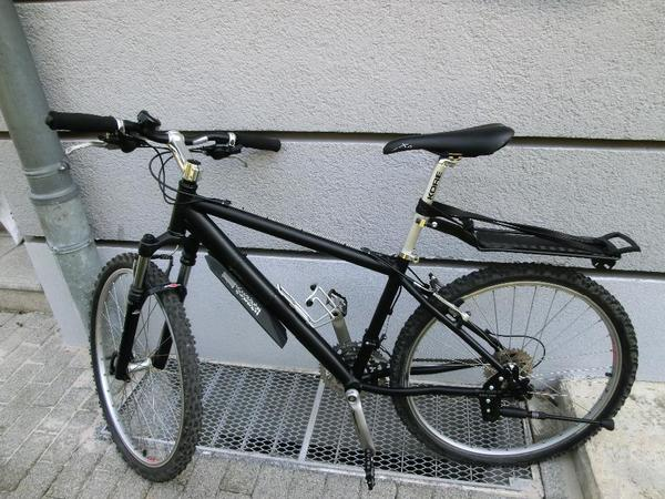 Mountain Bike Deore Kinesis Custom