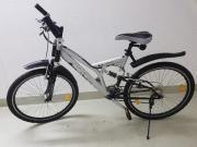 Mountainbike Silber 26