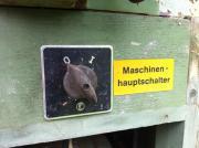 Museumsstück alte elektrische Kreissäge Bj