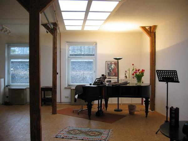Musik-Übungsräume in » Vermietung Ateliers, Übungsräume