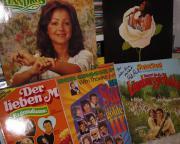 Musikstudio CD s LP s