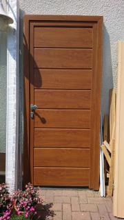Nebeneingangstür mit zarge  Nebeneingangstuer - Handwerk & Hausbau - Kleinanzeigen - kaufen ...