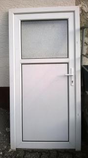 Nebeneingangstür mit zarge  Nebeneingangstuer in Böchingen - Handwerk & Hausbau ...