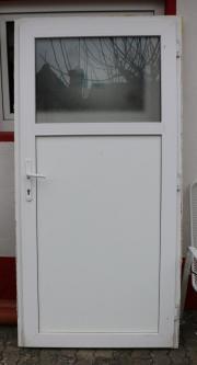 Nebentür mit Glas