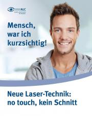 Neu :Augen-Laser