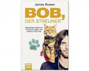 Neu Bob- der Streuner Taschenbuch