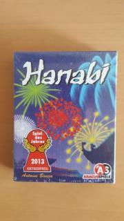 Neues Hanabi Spiel