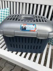 Neuwertige Kleintiertransportbox, Trixie