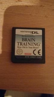 Nintendo DS Braintraining