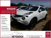 Nissan Juke Tekna LEDER NAVI