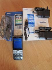 Nokia Handy C5 +