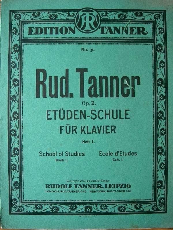 Notenbuch Musik Piano Violine Sammler
