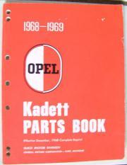 OPEL GM 1968 -