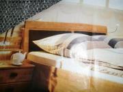 Originalverpacktes Doppelbett für Matratzengröße 180