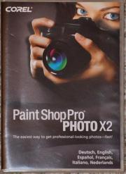 corel paint shop x 2