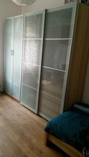 ikea pax schiebetueren in mannheim haushalt m bel. Black Bedroom Furniture Sets. Home Design Ideas