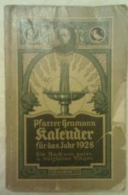 Pfarrer Heumann Kalender