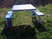 Picknicktisch Campingtisch klappbar,