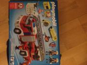 Playmobil, Feuerwehr -Einsatzwagen,