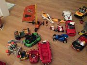 Playmobil, Hovercrafts, strandsurfer,